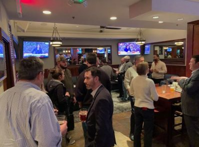 What is it really like to attend a Community of Practice Lean happy hour?